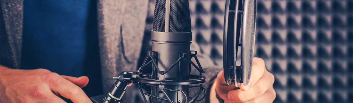 Próba mikrofonu