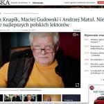 Knapik, Gudowski, Matul. Nieznane historie.